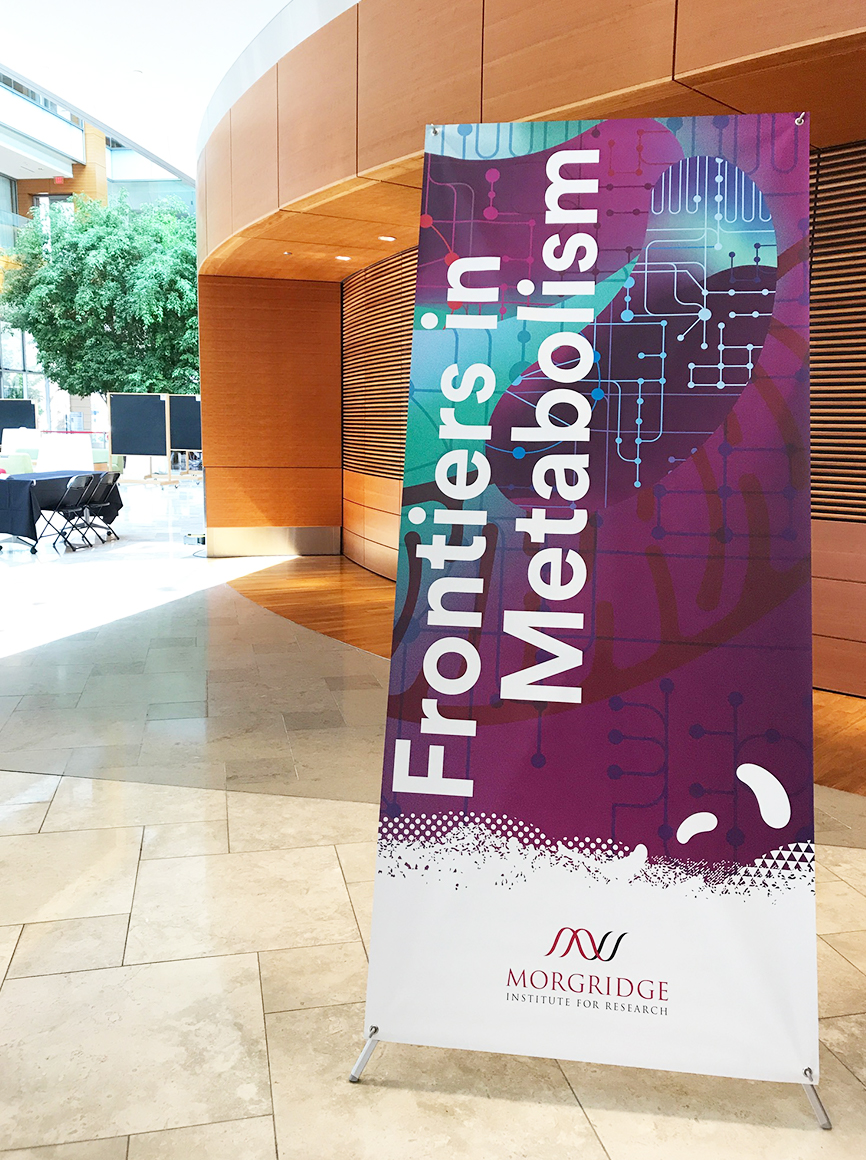 Frontier in Metabolism Conference event banner