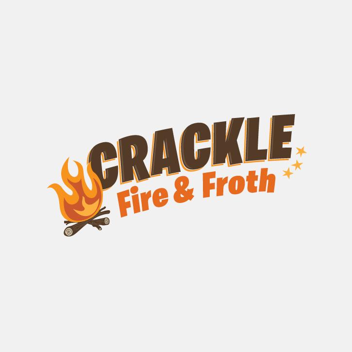 Crackle Event Logo Design