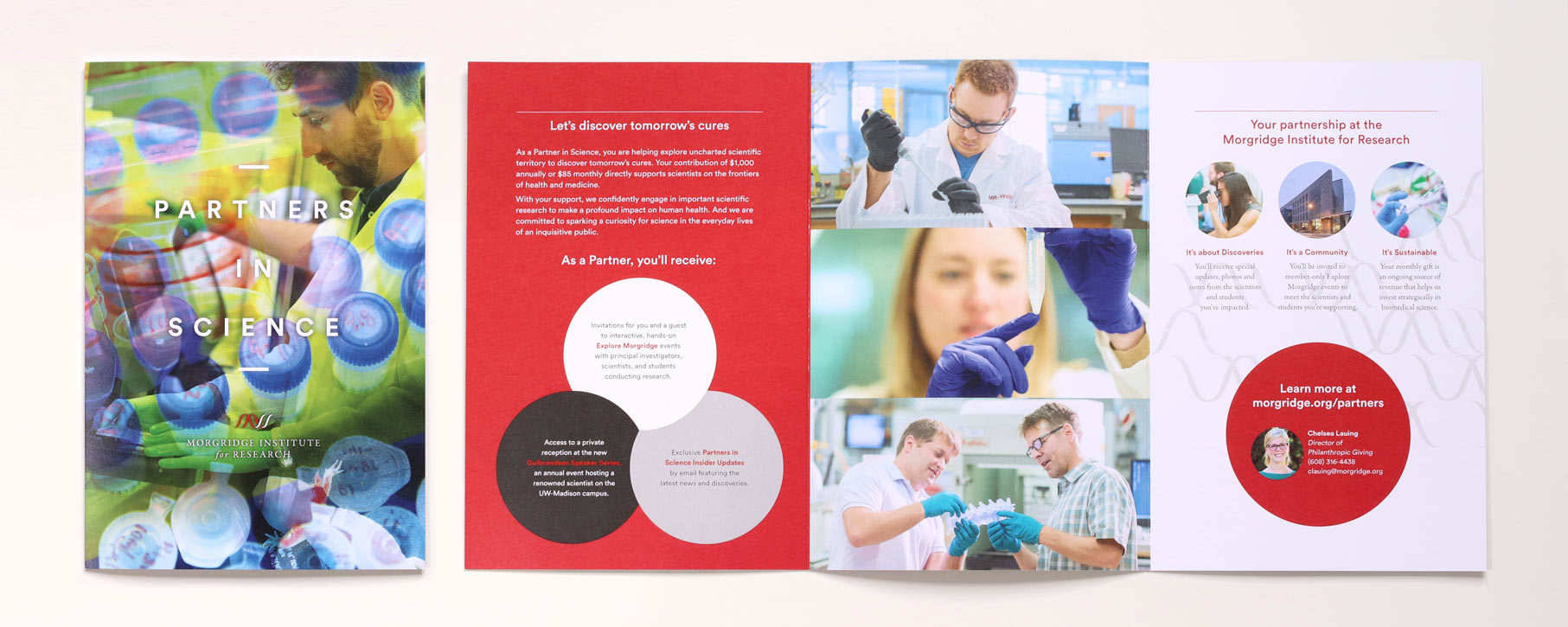 Partners in Science Brochure